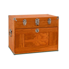 Load image into Gallery viewer, T20 Oak 9-Drawer Top Chest