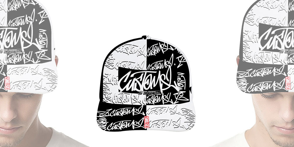 Casquette-CUSTOMSZ-graffiti-unique-baseball-style-street-hip-hop-suozedition-limité-graffeur-professionnel