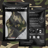 Masque de protection Kaki MILITAIRE