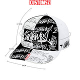 Casquette de baseball - CUSTOMSZ Graffiti