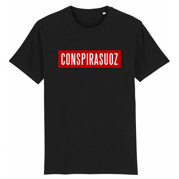 T-shirt CONSPIRASUOZ CUSTOMSZ