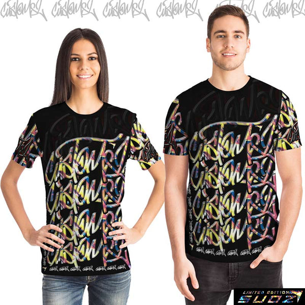 T-shirt CUSTOMSZ - Limited Edition SUOZ