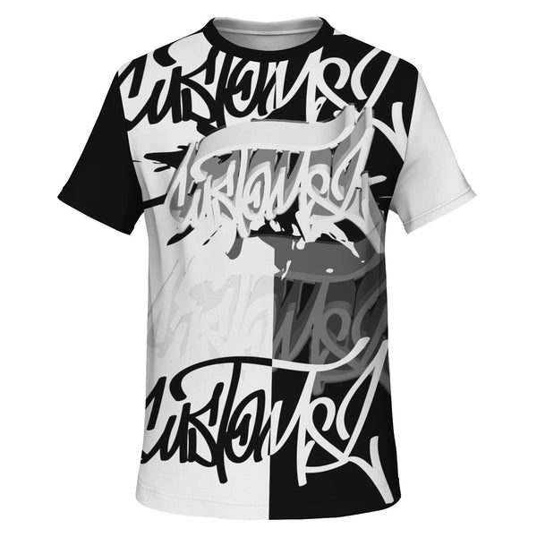 T-shirt homme & femme - Graffiti UNIQUE