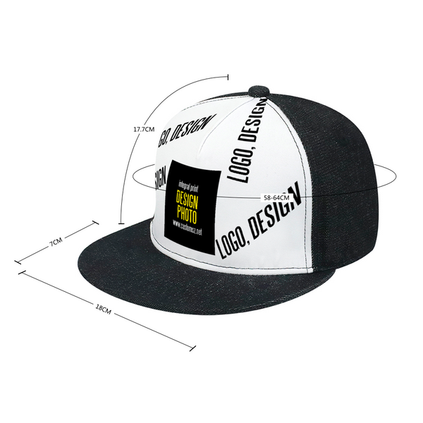 Personnalisation casquette - lettrage graffiti/photo/logo/design