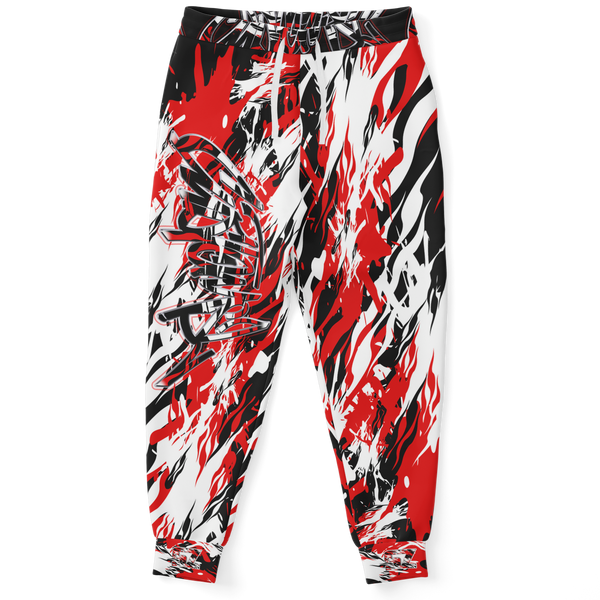 Pantalon Jogging graffiti SZ Flame