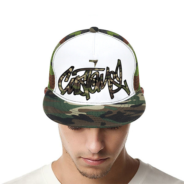 Casquette Trucker Camo CUSTOMSZ