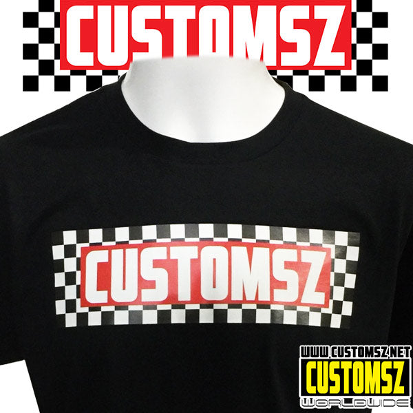 T shirt Damier Customsz