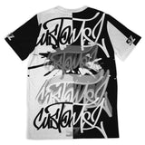 T-shirt CUSTOMSZ - Graffiti SZ