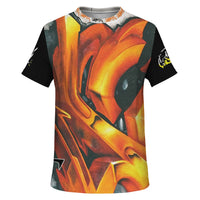 T-shirt homme & femme - Graffiti authentique de l'artiste SUOZ