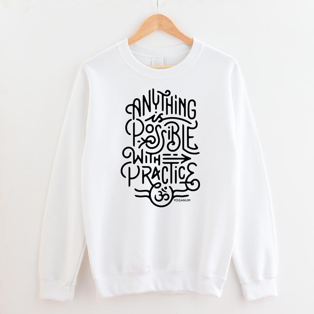 Anything is possible - Apparel