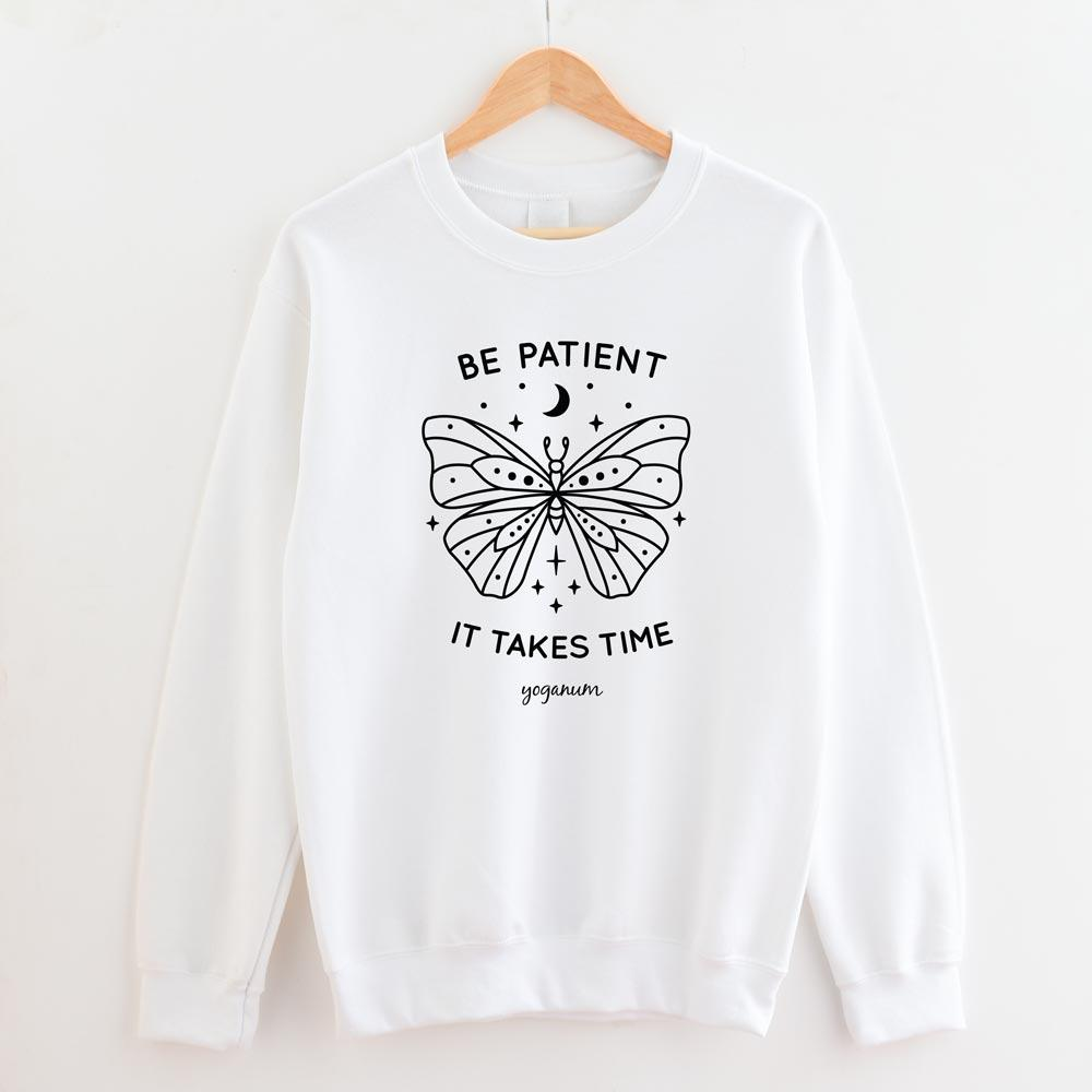 Be patient - Apparel