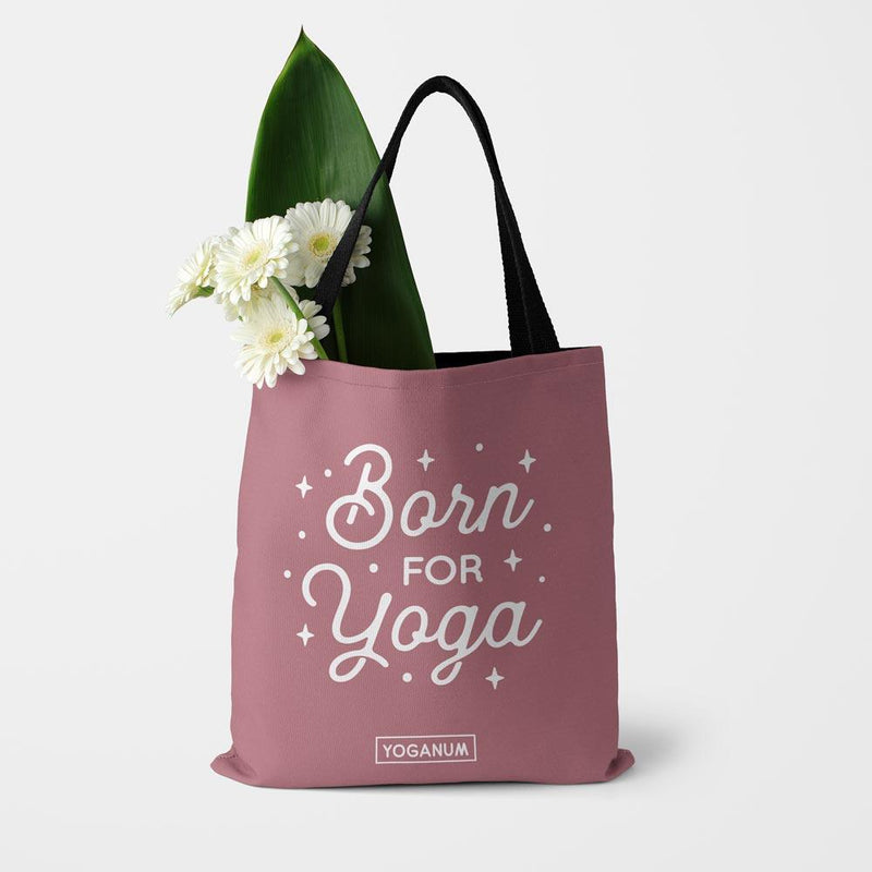 Born for yoga - Tote bag