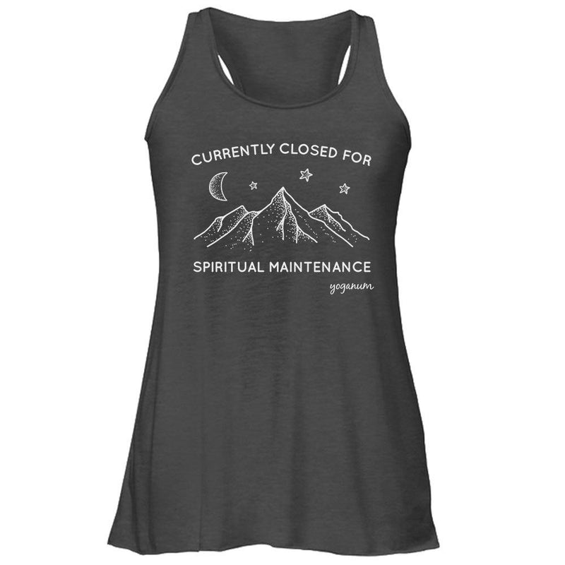 Closed for spiritual maintenance - Apparel