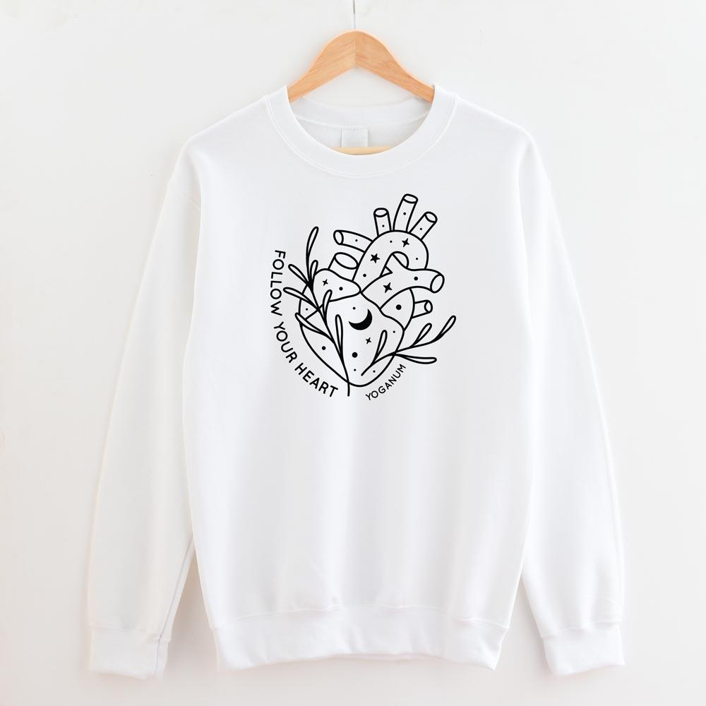 Follow your heart - Apparel