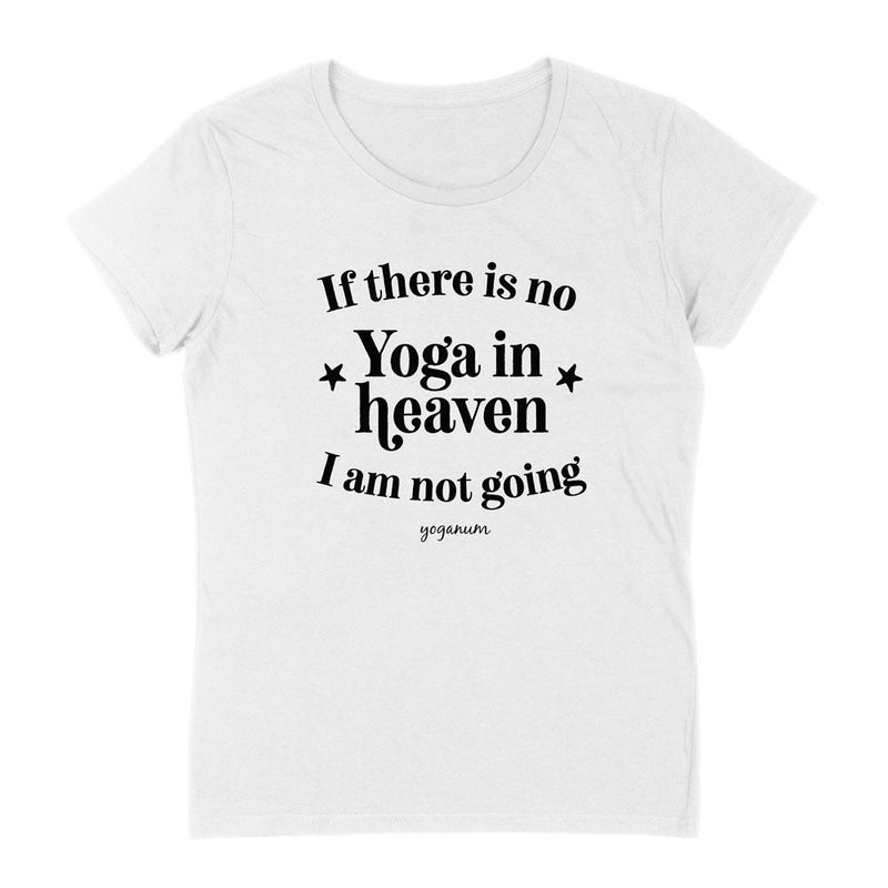 No yoga in heaven - Apparel