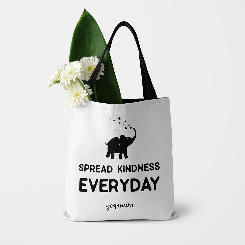 Spread kindness - Tote bag