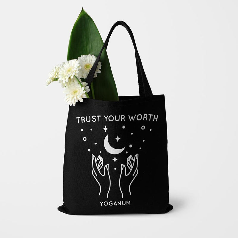 Trust your worth - Tote bag