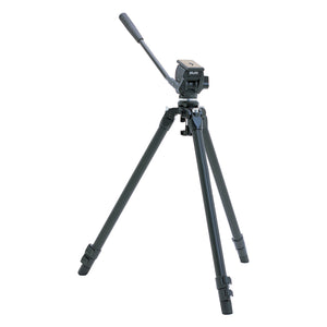 Refurbished - DV TRAVEL PRO Broadcast tripod with fluid head