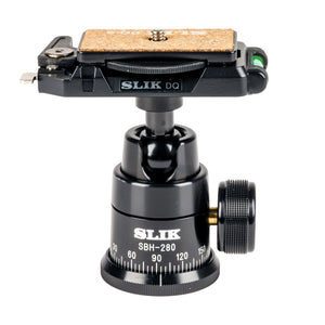 CLOSE OUT - SBH-280 DQ-BK Ball Head