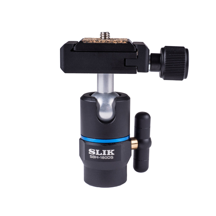SBH-180 DS - Compact Ball Head with Arca Swiss Quick Release