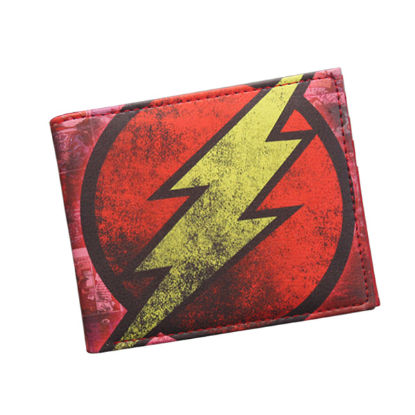 DC Comics (Justice League) The Flash Bi-fold Men's Wallet