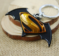 Batman vs Superman keychain