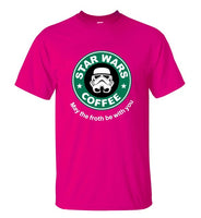 Star Wars Coffee t-shirt