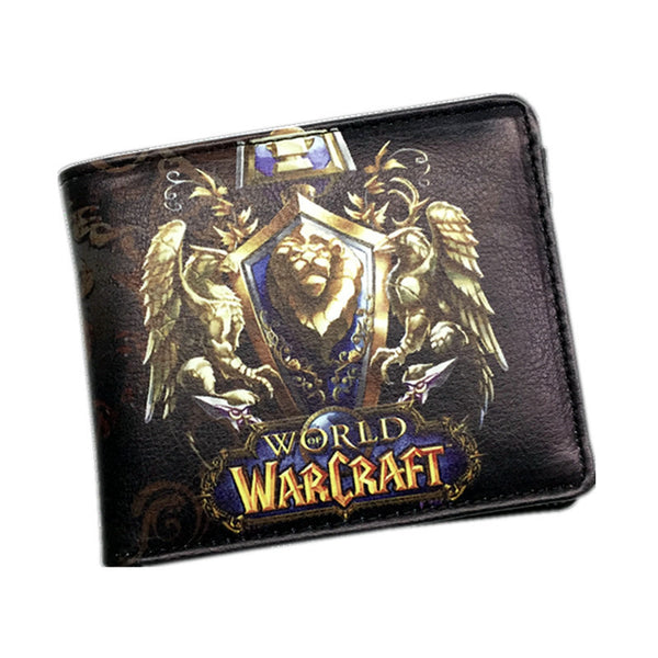 World of Warcraft Wallets Leather