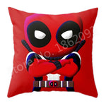 Deadpool Pillowcase - Cute Deadpool