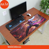 League of Legends gaming mouse pad 900x300x2mm