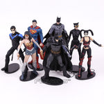 DC COMICS Injustice League toys