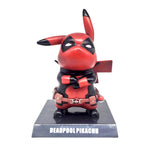 FUNKO POP  Deadpool Action Figure Pikachu Cosplay Deadpool