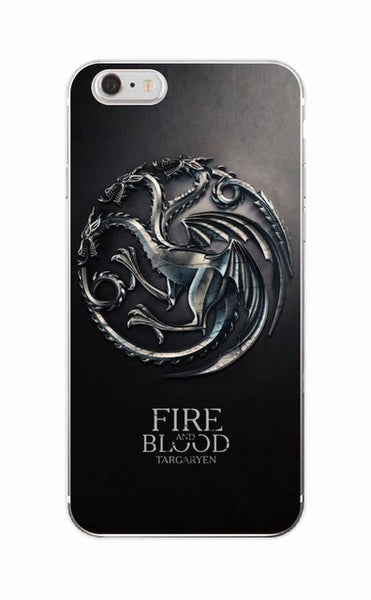 iPhone Game of Thrones case v2