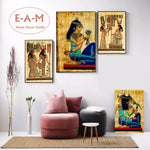 Egypt Women Posters and Prints Canvas