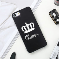 Valentine KING Queen Case for iPhone
