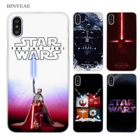 Star Wars iPhone cases - clear