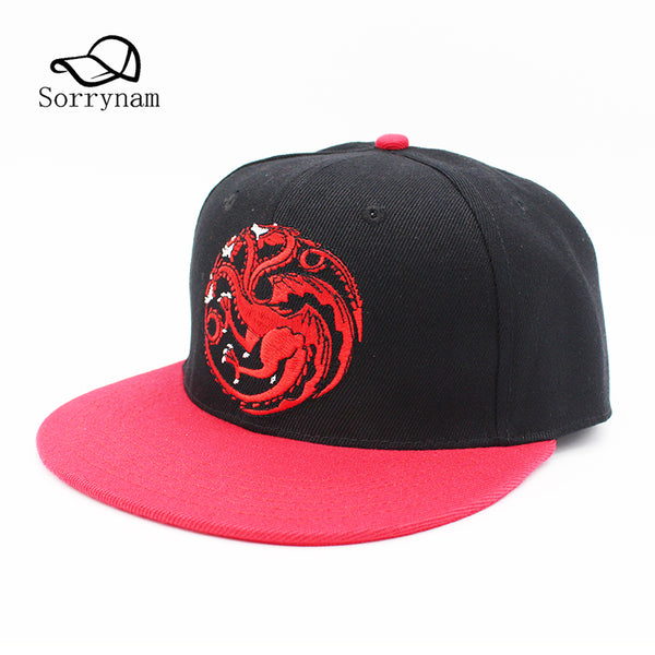 Game of Throne Baseball Cap - Fire and Blood