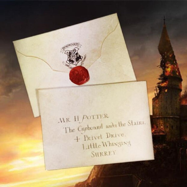 Harry Potter Admission Letter Of Hogwarts