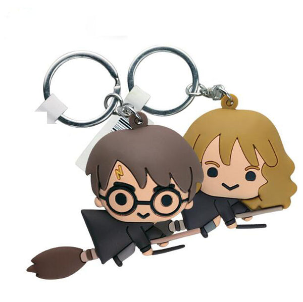 Harry Potter + Others Keychain