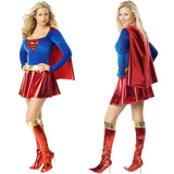 Supergirl costime cosplay