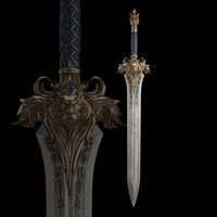 Warcraft movie - King Llane Wrynn -Lion's Fang Sword- Replica 1:1
