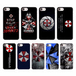 Umbrella Corporation Theme - iPhone