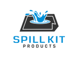Spill Kit Products Logo - Absorbent products for chemical, oil, water and universal spills