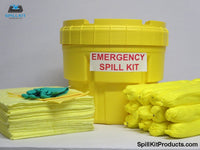 20 Gallon Spill Kit - Aggressive