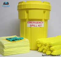30 Gallon Spill Kit- Aggressive Kit