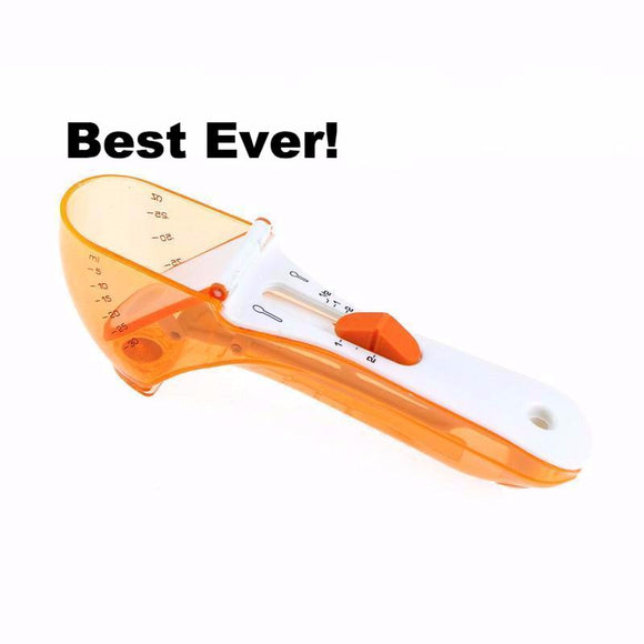 Free Giveaway! The Best Smooth Glide Measuring Spoon Set Ever!