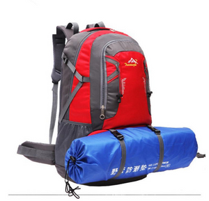 60L Waterproof Mountaineering Backpack 6 colors
