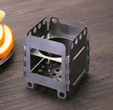 Portable Mini Stainless Steel Pocket Wood Stove