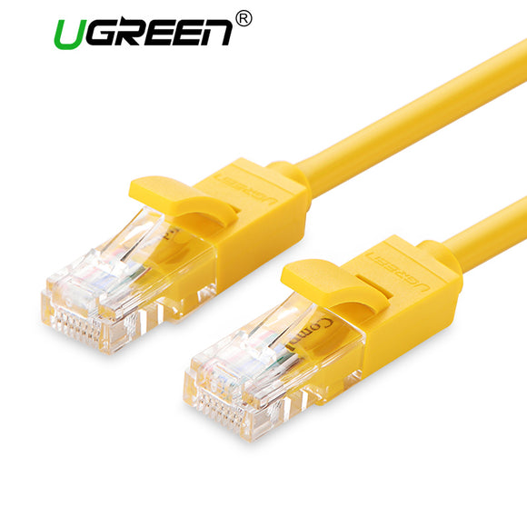 Ugreen Cat5 Ethernet Cable RJ45 Network Lan Cable Cat 5 Ethernet Patch Cord 1M/2M/3M/5M Rj 45 Computer Connector Cable Ethernet