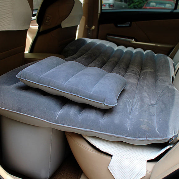 Back Seat Inflatable Car Camping Bed